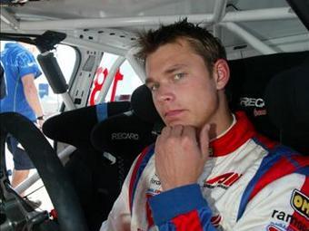 Заводская команда Ford выставит гонщика в серии IRC