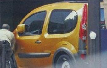 Renault готовит второе поколение фургона Kangoo