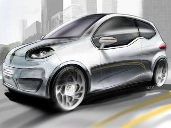 Финский производитель машин Porsche разработал собственный электрокар