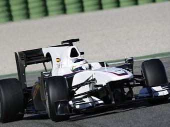 """Команда Sauber получила последние номера в """"Формуле-1"""""""