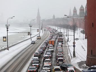 Центр Москвы перекроют из-за масленичного карнавала