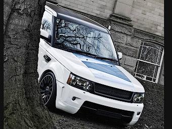 Ателье Project Kahn построило 600-сильную версию Range Rover Sport