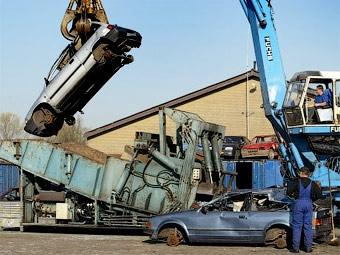 Минпромторг расширил список участников автомобильной утилизации