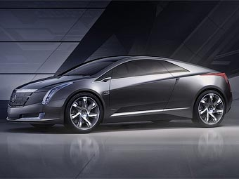GM во второй раз отказался от выпуска гибридного купе Cadillac Converj