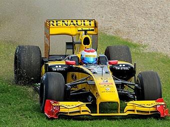 Петров уступил Шумахеру полторы секунды на квалификации Гран-при Австралии