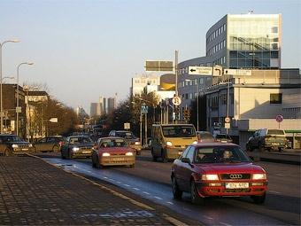 Власти Таллина предложат жителям ездить помедленнее
