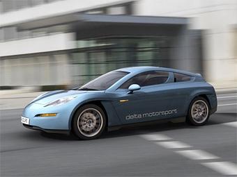 Британский электромобиль поборется за 10 миллионов долларов