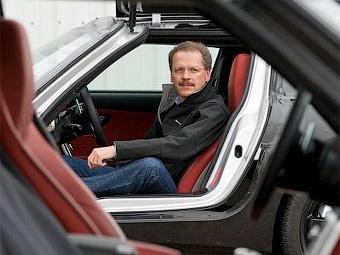 Босс ателье AMG займется коммерческими автомобилями Mercedes-Benz
