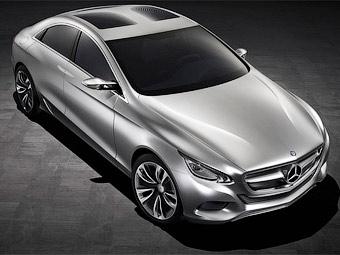 """AMG готовит """"заряженную"""" версию нового седана Mercedes-Benz"""