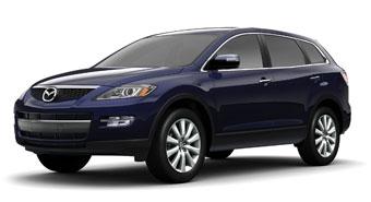 Mazda покажет семиместный кроссовер на автосалоне в Нью-Йорке