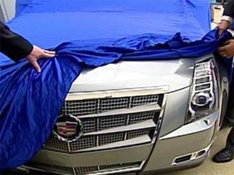 Cadillac готовит новое поколение седана CTS