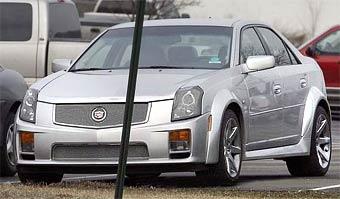 Первый Cadillac серии Super V проходит тесты