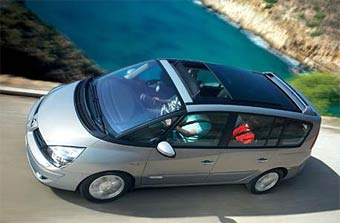 Renault Espace подготовился к конкуренции с новичками рынка