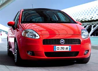В России может быть налажен выпуск Fiat Grande Punto