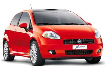 Продажи Fiat в Европе стали расти