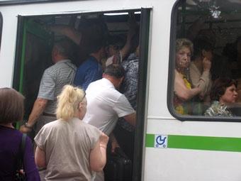 Правительство Москвы не приняло программу развития общественного транспорта