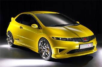 Honda показала новый Civic Type-R