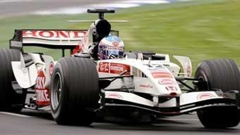 Квалификацию Гран-при Австралии выиграл пилот Honda Дженсон Баттон