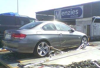 Купе BMW 3-Series готово к премьере