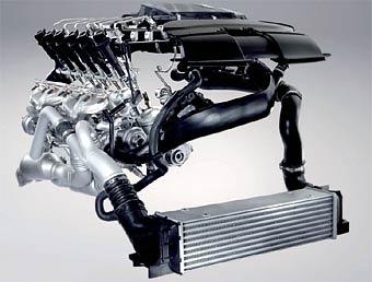 BMW представляет новый турбодвигатель
