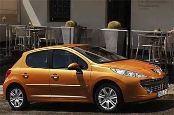Peugeot объявил цены на новый Peugeot 207