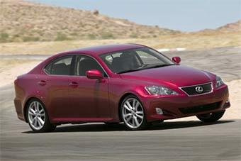 Lexus откроет в США школу водительского мастерства