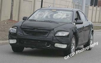 Замена Mazda6 появится в 2008 году