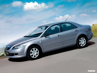 Mazda объявила о выпуске миллионного автомобиля Mazda6