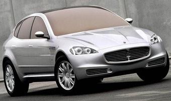 Maserati готовит дизельный вседорожник