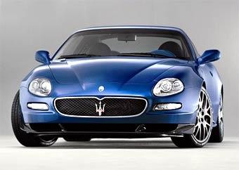 Maserati выпустит эксклюзивную партию купе GranSport