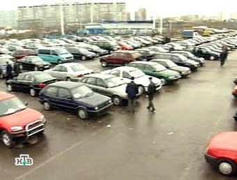 Московские власти ликвидировали Коломенский авторынок