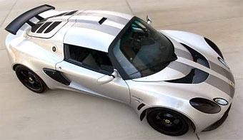 Lotus будет продавать в США две спортивные модели