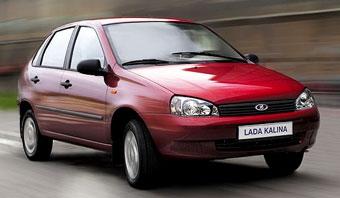 Модель Lada Kalina планируют выпускать в Ижевске