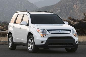 В Нью-Йорке представили новый Suzuki XL7