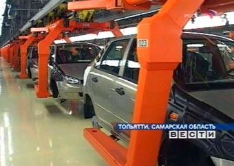 Kalina станет главным автомобилем АвтоВАЗа