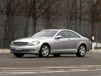 Новое поколение Mercedes CL появится в декабре