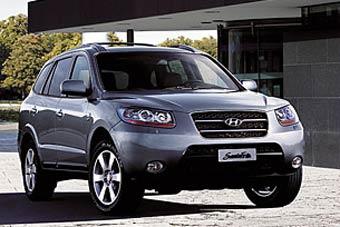 Новый Hyundai Santa Fe появится в России уже в апреле 2006