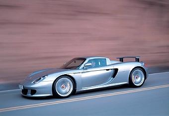 Porsche уходит с рынка суперкаров