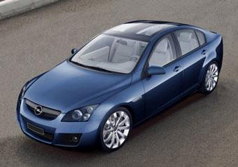 Новое поколение Opel Vectra покажут в 2007 году