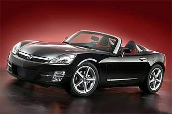 Родстеры Opel GT будут выпускаться в Америке
