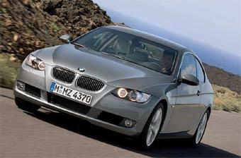 BMW представит новое купе 3-Series на следующей неделе