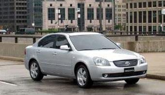 Российские продажи нового Kia Magentis начнутся в апреле