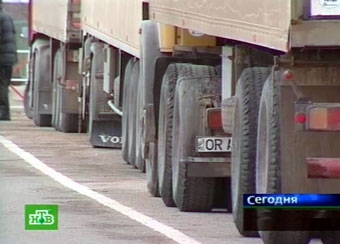 Все дороги России станут платными для грузовиков