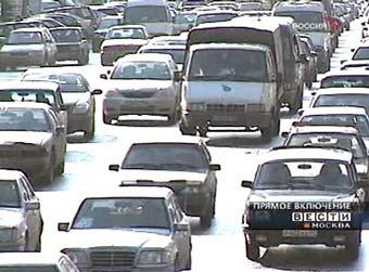 Дачники получат дополнительные полосы на московских автомагистралях