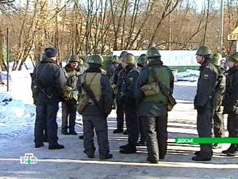 В Подмосковье открылись первые пункты дорожной милиции