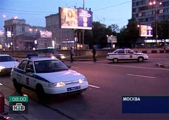 В Москве построят сеть комплексов ГИБДД