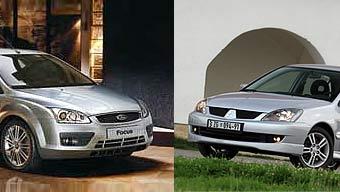 Ford и Mitsubishi продали в России 115 тысяч автомобилей