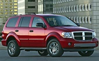 Dodge представил обновленный Durango