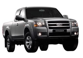 Ford представил новое поколение пикапов Ford Ranger
