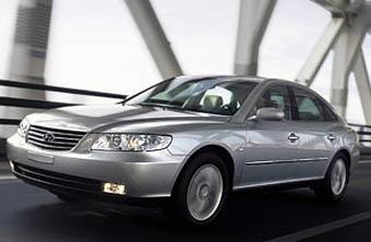 Hyundai Grandeur приедет в Россию в мае
